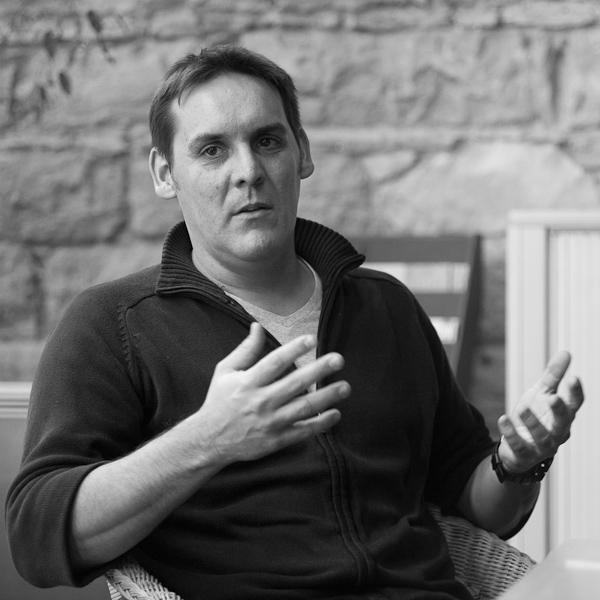 Cyril Désiré, directeur du cinéma « Les Navires » de Valence