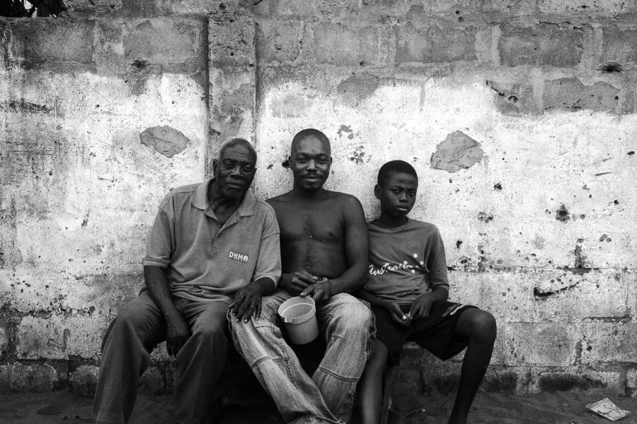Le discours de Dakar